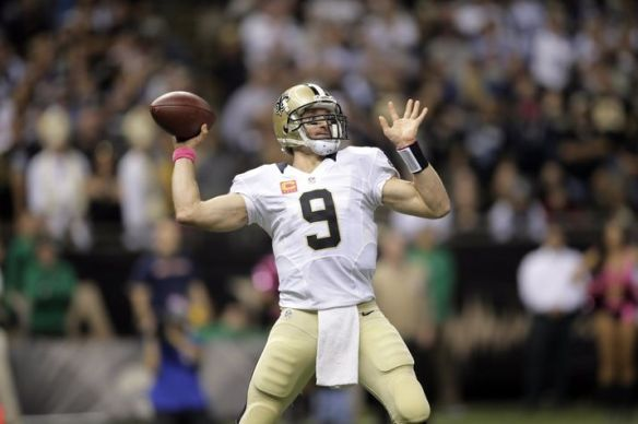 Thursday night could be just what Brees fantasy owners have been looking for