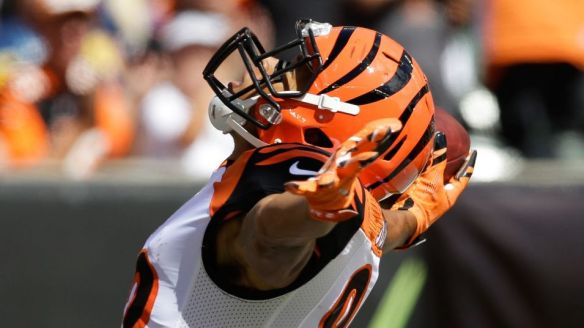 Marvin Jones is looking for a big game after struggling against the Steelers