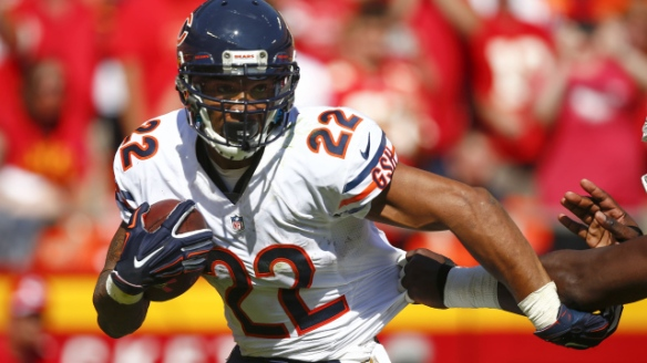 Matt Forte could miss several weeks with his MCL issue