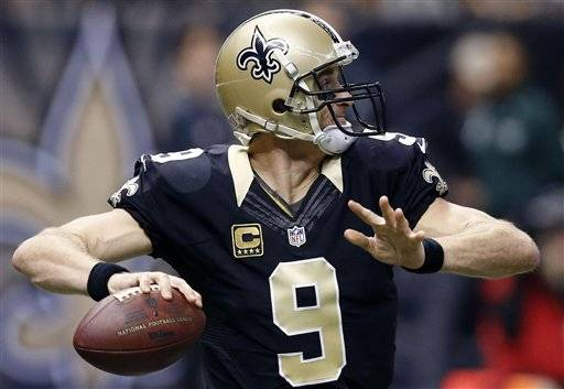 Even thought Drew Brees says he WILL PLAY - Fantasy owners must have a backup plan