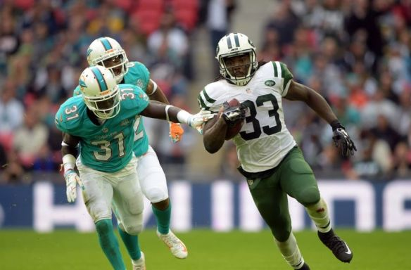 Expect Chris Ivory to punch a hole through the Giants in Week 13