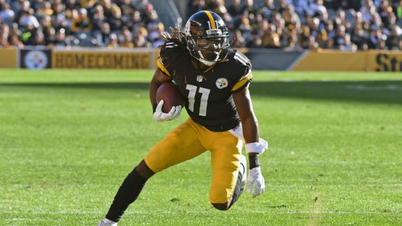 Markus Wheaton should feast on the Ravens secondary during Week 16